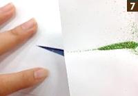 UVレジン宇宙モチーフアクセサリー・作り方7