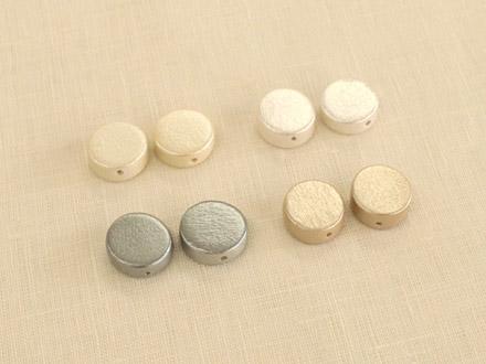 ウッドパール コイン 13mm