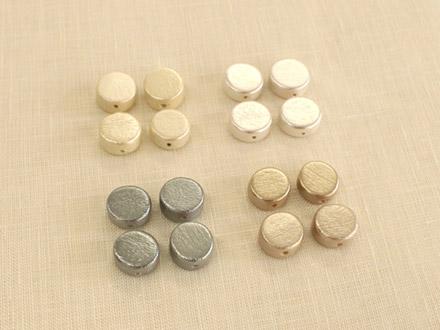 ウッドパール コイン 10mm