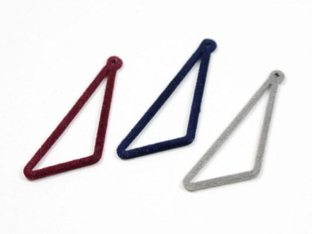 メタルフロッキーパーツ 三角フープカン付45mm
