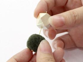 イヤリングの作り方4
