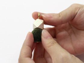 イヤリングの作り方5