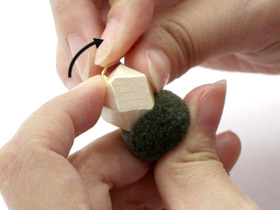 イヤリングの作り方7
