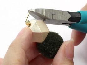 イヤリングの作り方8