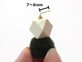 イヤリングの作り方9