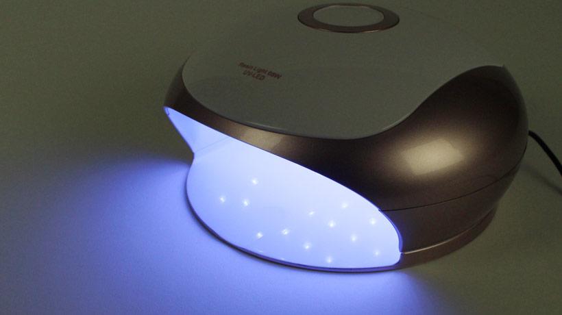 「UV/LEDレジンライト 66W」の良いところ その1