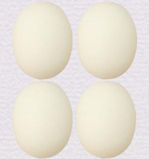 チョコビーズ アーモンド型