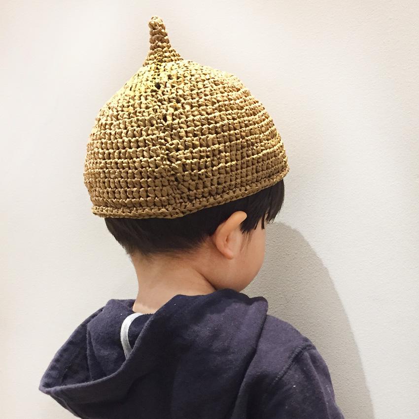どんぐり帽子