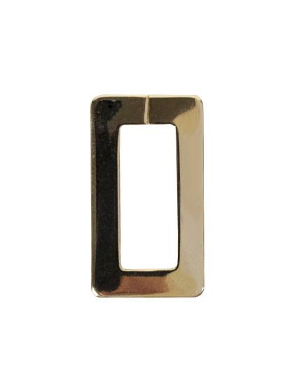 ツールフリーメタル 四角フープ 約26×14mm