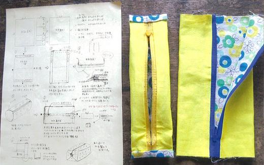 裁ほう上手で作るキャラメルポーチの出張手作りイベントレポート
